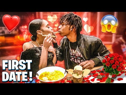 KHALIL & JALIYAH SISTER WENT ON DATE!❤️(HE WENT FOR A KISS)