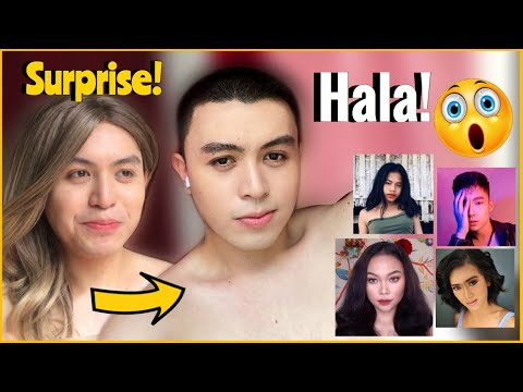 SIMPLE GURL to BAD BOI PRANK! Leti Sha, Kim Arda, Madam Aivan | Niel Padilla
