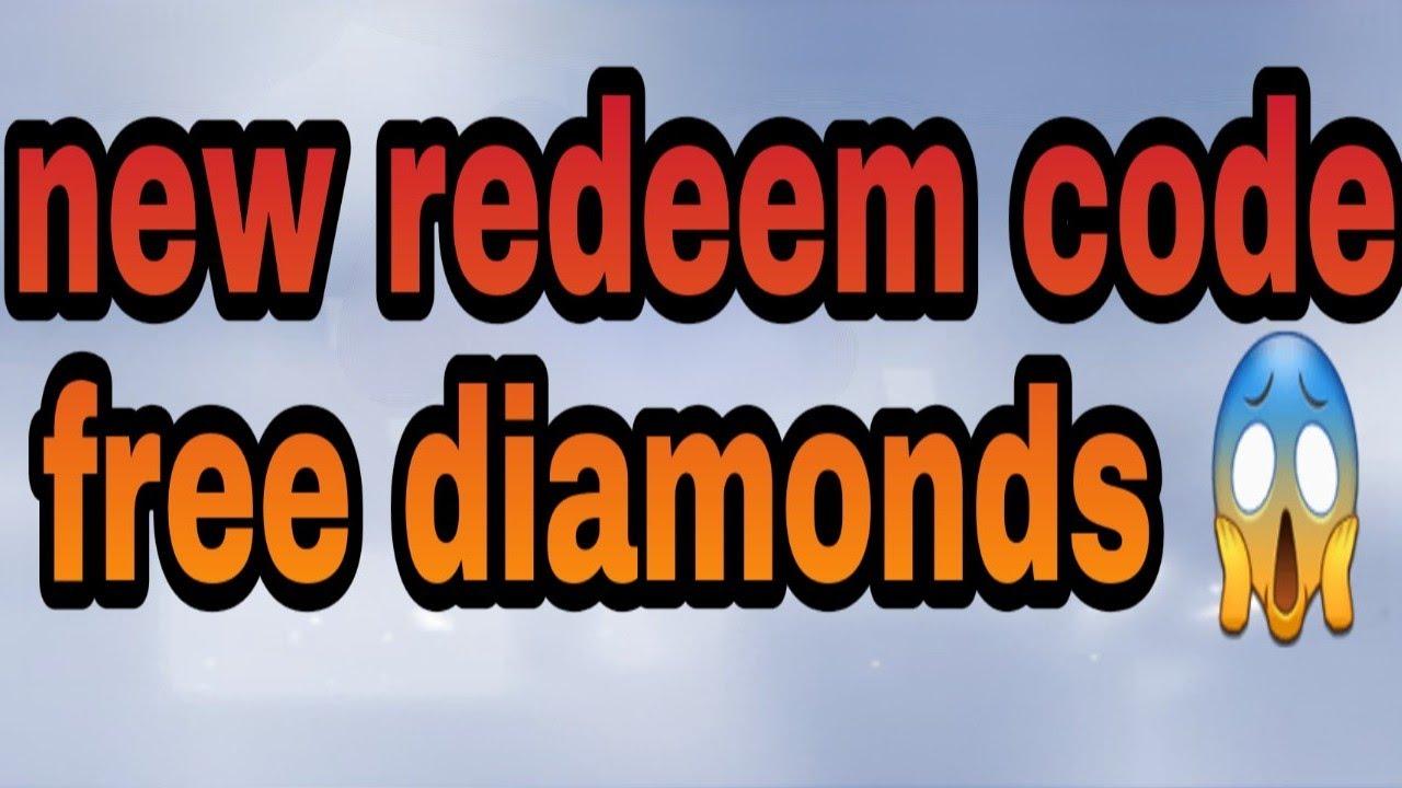 New redeem code / free diamonds creative destruction - YouTube