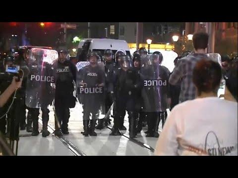 USA : nouvelles tensions raciales à Saint-Louis