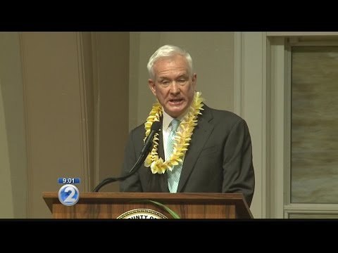 Honolulu mayor focuses on 'keeping promises' in State of the City address