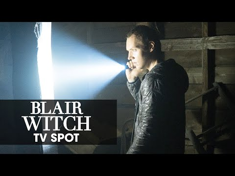 """Blair Witch (2016 Movie) Official TV Spot – """"Do You Believe?"""""""