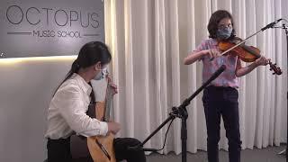 Telemann Sonata for Viola and Guitar STUDENT SPOTLIGHT