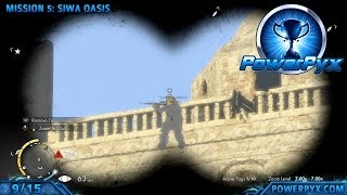 Sniper Elite 3 - All Weapon Part Locations (Required for 100% Game Completion)