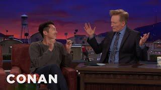 Steven Yeun Wants To Bring Conan To A Transvestite Bar In Korea  - CONAN on TBS