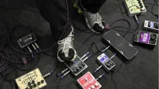 Musikmesse 2012: Electro-Harmonix SuperEgo Synth Engine