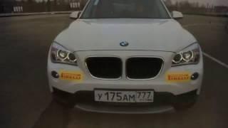 БМВ - обучение экстремальному вождению | BMW Driving Experience