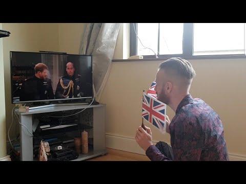 Irish people during the Royal Wedding