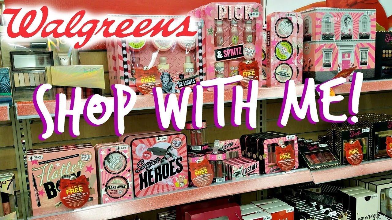 Shop With ME! WALGREENS Gift Sets Soap & Glory, Tattoo Junkie, L.A ...