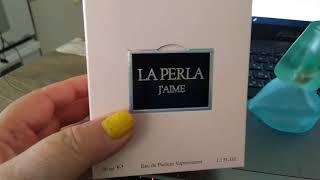 видео Туалетная вода и духи La Perla (Ла Перла)
