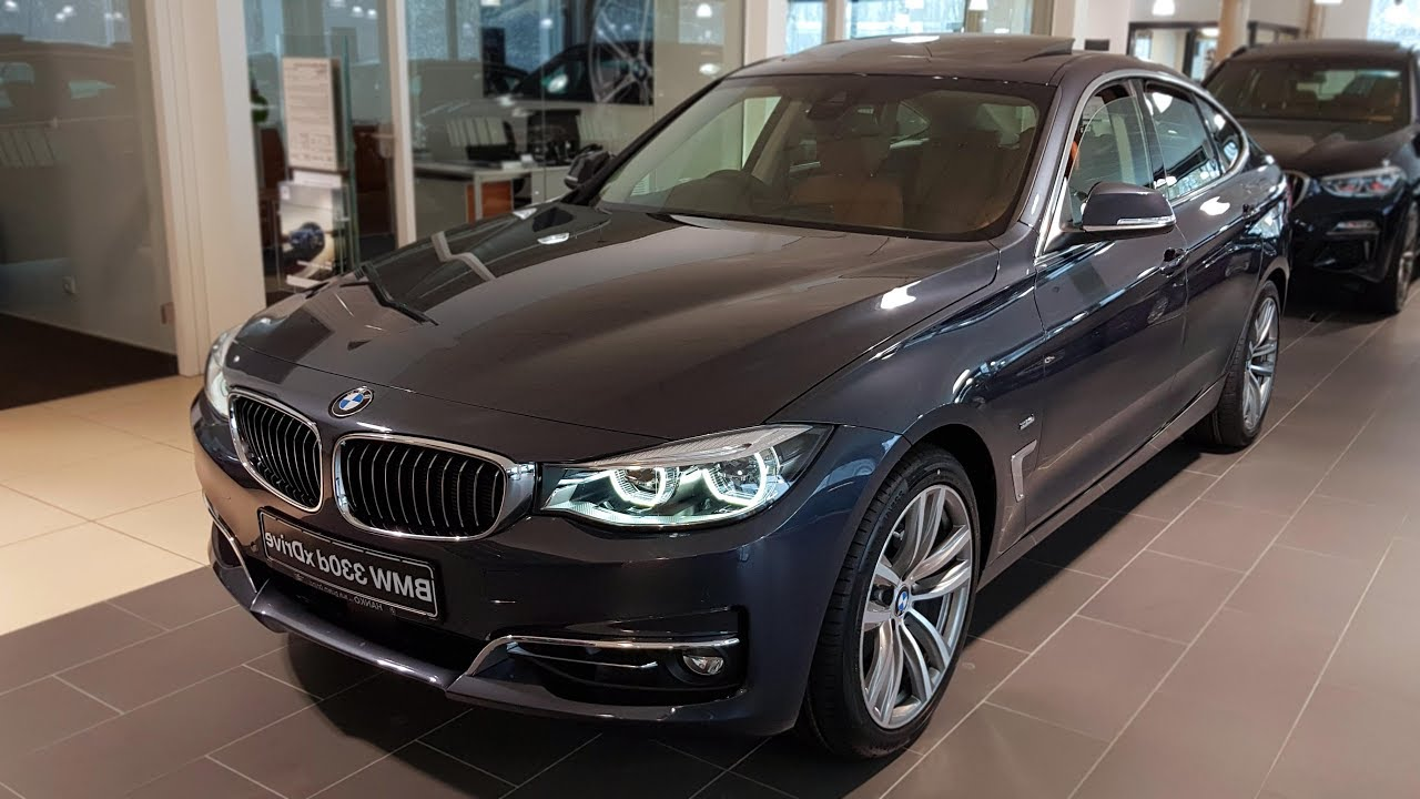 2018 bmw 330d xdrive gran turismo modell luxury line youtube. Black Bedroom Furniture Sets. Home Design Ideas