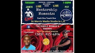 Mentorship Moments Each One Teach One - The Single Woman's Agenda