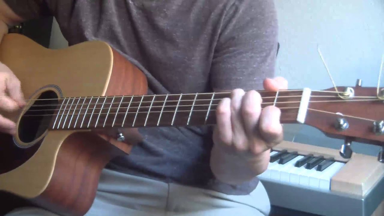 The White Stripes Were Going To Be Friends Guitar Lesson Chords