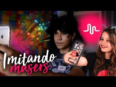 IMITANDO MUSICAL.LYS DE MUSERS