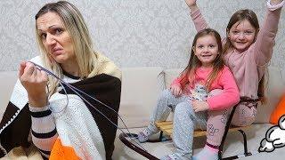 Mama NU VREA la Sanius! Ce au Inventat Sara, Sofia si Tata