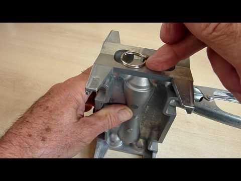 John Holden: Make Your Own Breakaway Pendulum Casting Lead Weights