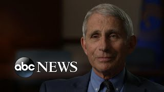 Dr. Anthony Fauci in his own words