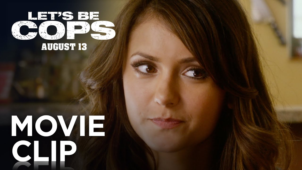 """Download Let's Be Cops   """"Not A Cop"""" Green Band Clip [HD]   20th Century FOX"""