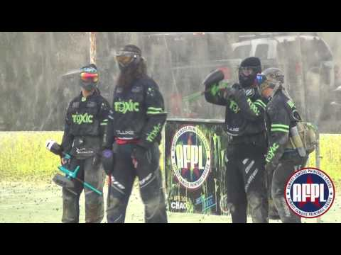 AFPL SOCAL CHAOS #2 match 011 TriValley Toxic vs SD Pirates II