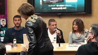 Presentación de la obra YO DJ III- Rueda de Prensa en SGAE (Barcelona)