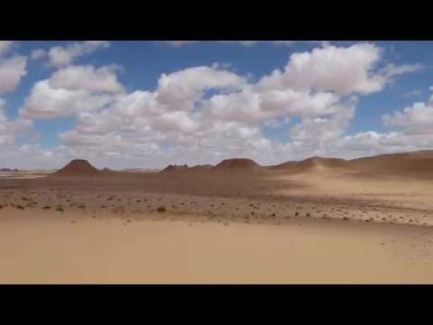 Western Sahara view