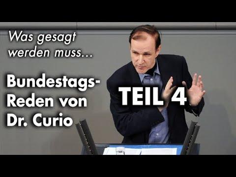 Unbequeme Wahrheiten im Bundestag - Teil 4 | Dr. Gottfried Curio