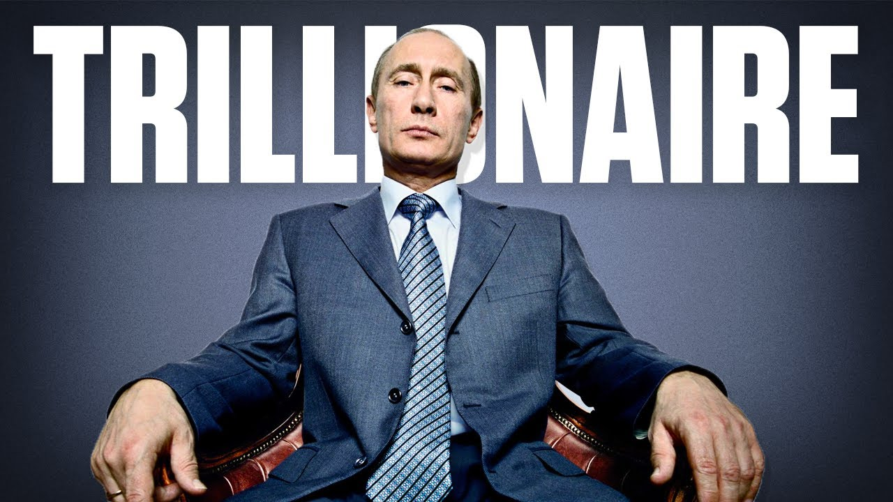 Is Vladimir Putin The Richest Man In The World Youtube