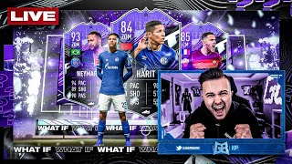 FIFA 21: XXL WHAT IF Team 2 Pack Opening 🔥 40 MIO Coins WL TEAM....