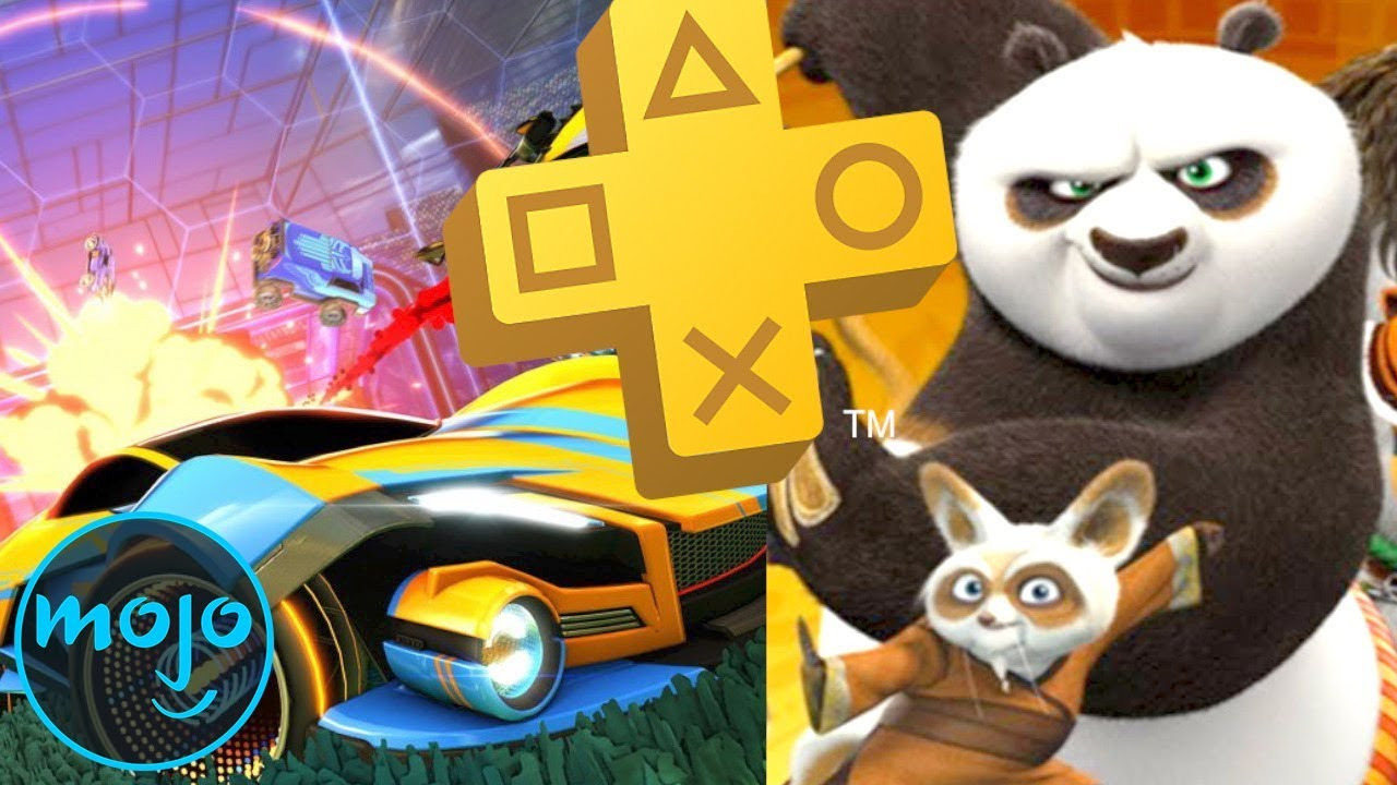 Top 10 Best And Worst Free PSN Plus Games On PS4