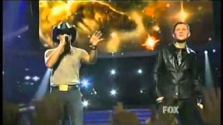 Scotty McCreery & Tim McGraw - Live Like You Were Dying