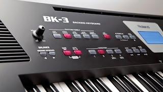 Roland BK3 DEMO 2( by Daro)