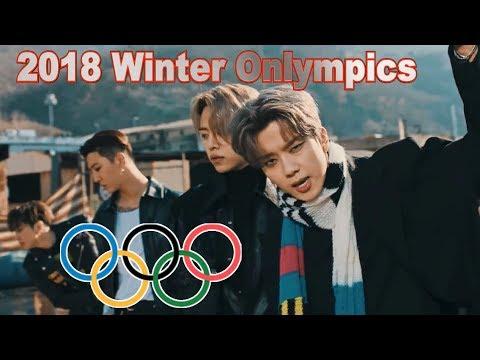 """[MV] B.A.P [ENG] 2018 Winter Olympics Ver. """"HANDS UP"""" 평창동계올림픽"""