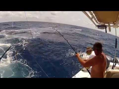 Offshore Office - It's Like Bass Fishing In The Saltwater - June 22, 2012