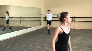 Татар биюе дәресләре. Уроки татарского танца. Tatar dance 3