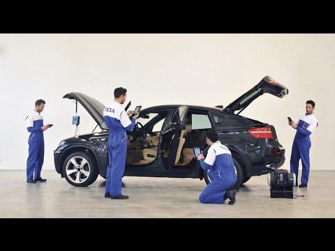 Передача машины в ремонт. Всё про Автосервис.