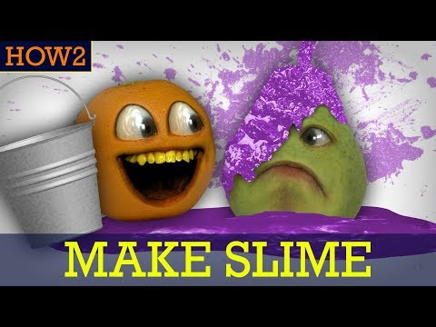 HOW2: How to Make Slime (For Real This Time!)