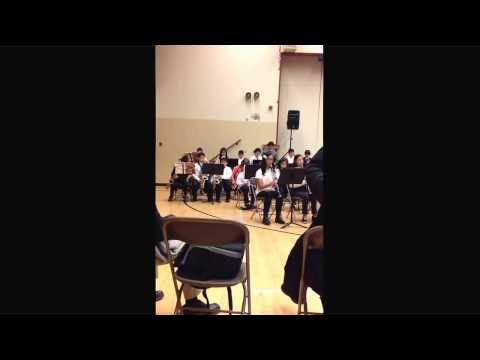 Rancho Milpitas Middle School Beginning Band: Jingle Bells