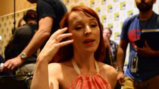 SUPERNATURAL | SDCC 2016 | Ruth Connell