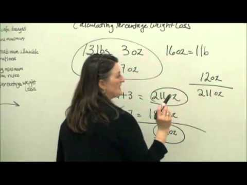Pediatric Nursing Math Tips: Percentage Weight Loss