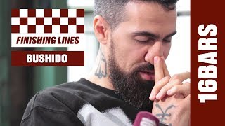 Wie gut kennt Bushido seine Lines? #finishinglines (16BARS.TV)