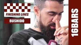 Wie gut kennt Bushido seine Lines? #finishinglines (16BARS.TV)