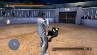 龍が如く4 (Yakuza 4) - Kiryu vs Amon