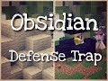 The Obsidian Defense Trap - Bedwars