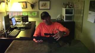 Review and Hog Hunt TruGlo Tru-Brite Xtreme 4x32 illuminated Tactical Compact Rifle Scope