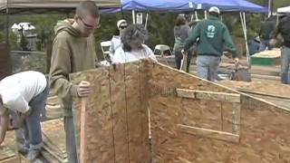 Micro-Shelters for the Homeless