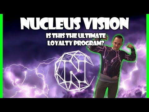 Nucleus Vision - Ncash is this the Ultimate Loyalty Program!?