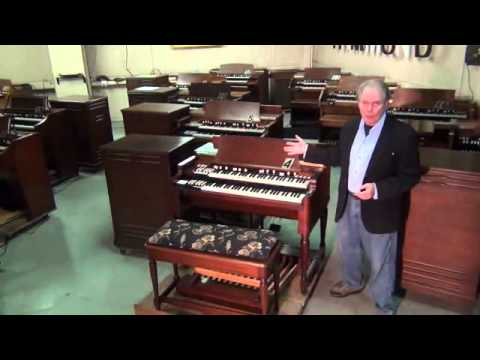 The difference between the  Hammond B3 and C3 models explained
