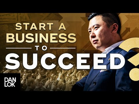 Do You Have To Start A Business To Be Successful?