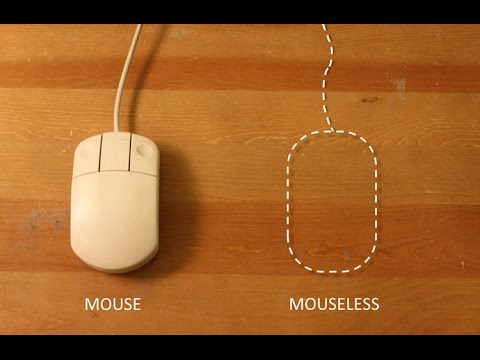 Mouseless (Grid) & Mousemove Mode - Linux SHELLSCRIPT