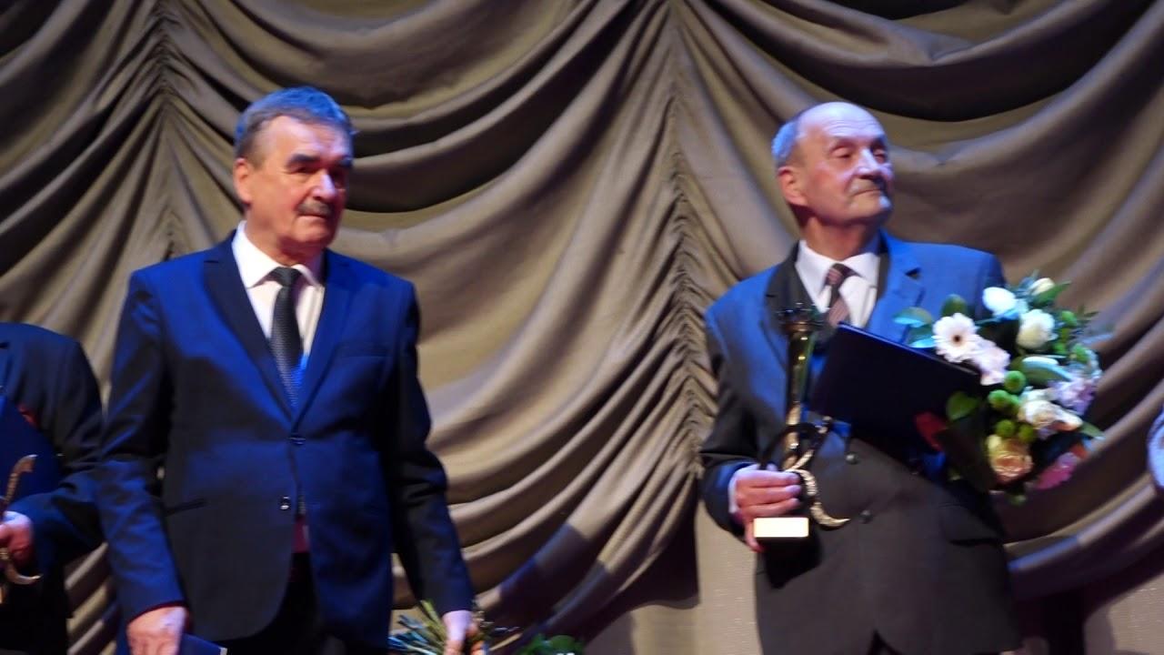 Nagrody Miasta Kielce za rok 2017. Gala finałowa w KCK 12.02.2018